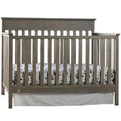 Fisher-Price Newbury Convertible Crib - Antique Gray