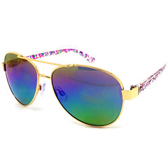 Fantas Eyes Full Frame Aviator UV Protection Sunglasses