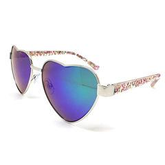 Fantas Eyes Heart Sunglasses