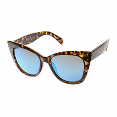 Bisou Bisou Full Frame Cat Eye UV Protection Sunglasses