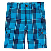 Arizona Twill Cargo Shorts - Preschool Boys