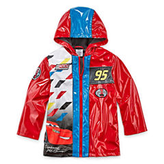 Disney Boys Cars Raincoat-Big Kid