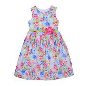 Marmelatta Floral Dress - Girls 7-16