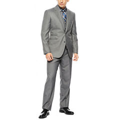 JF J. Ferrar® Sharkskin Suit Separates - Classic Fit