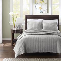Madison Park Colby Quilt Set