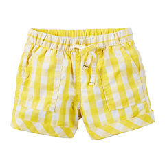 Carter's® Gingham Woven Shorts - Toddler Girls 2t-5t