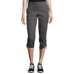 Made for Life™ Cinched-Leg Capri Pants - Tall