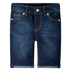 Levi's Knit Bermuda Shorts - Toddler Girls