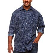 Claiborne Classic Fit Long Sleeve Dress Shirt