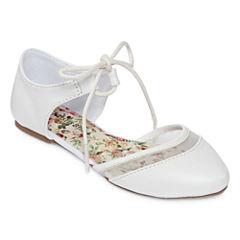 Christie & Jill Primrose Girls Ballet Flats - Little Kids