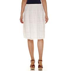 St. John's Bay Full Skirt