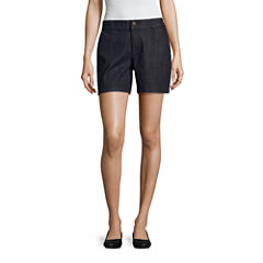 Liz Claiborne Denim Shorts