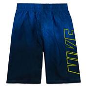Nike® Cannonball Volley Swim Trunks - Boys 8-20