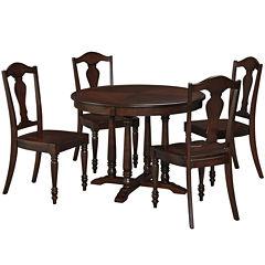 Blue Ridge 5-pc. Dining Table Set
