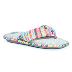 Muk Luks Women's Dawna Slip-On Slippers