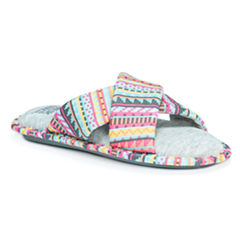 Muk Luks Women's Magda Slip-On Slippers
