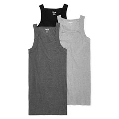 Rico 3-pk. Cotton Modern Tanks