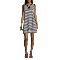 Liz Claiborne Sleeveless A-Line Dress