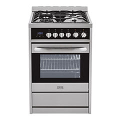 Haier 2.0 Cu. Ft Dual Fuel Freestanding Range