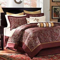 Madison Park Churchill 12-pc. Complete Bedding Set with Sheets