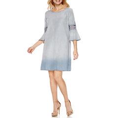 Long Sleeve Dresses for Women - JCPenney