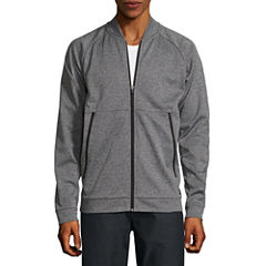 MSX by Michael Strahan Ultra Fleece Bomber Jacket