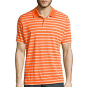 Columbia® Oak View™ Short-Sleeve Striped Polo