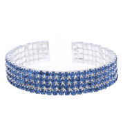 Monet Jewelry Womens Blue Jewelry Set
