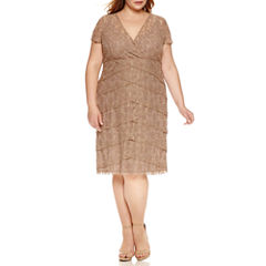 Plus Size Beige Dresses for Women - JCPenney