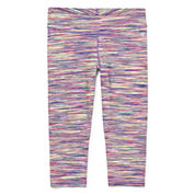 Xersion Spacedye Performance Capri Leggings - Girls 7-16 and Plus