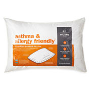 JCPenney Home Asthma & Allergy Friendly ™ Allergen Barrier Firm Pillow