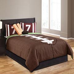 Riverbrook Home Field Goal 5-pc. Midweight Comforter Set