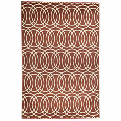Cambridge Home Geometric Rectangular Rugs