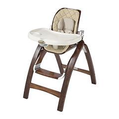 Summer Infant® Bentwood High Chair - Beach Sand Beige