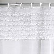 Creative Bath™ Ruffles Shower Curtain