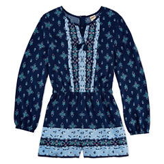 Arizona Long Sleeve Romper Plus - Big Kid
