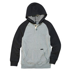 Ocean Current Hoodie-Big Kid Boys