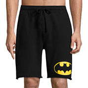 Batman French Terry Pajama Shorts