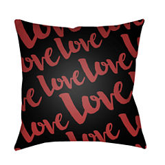 Decor 140 Eternal Love Square Throw Pillow
