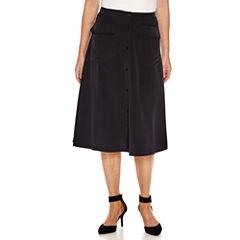 Sag Harbor Flared Skirt