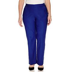 Worthington® Pull On Luxe Ankle Pants - Plus