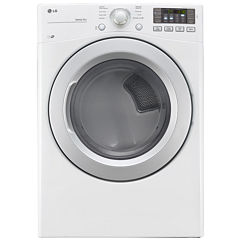 LG ENERGY STAR® 7.4 cu. Ft. Ultra Large Capacity Dryer with NFC Tag On Technology