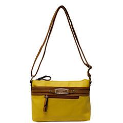 Rosetti Triple Play Tanya Crossbody Bag