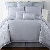 Royal Velvet® Captiva 4-pc. Comforter Set