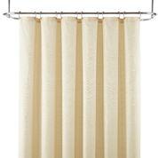 Liz Claiborne® Passage Jacquard Shower Curtain