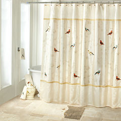 Avanti Gilded Birds Bath Collection