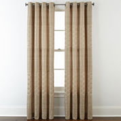Studio™ Henderson Jacquard Grommet-Top Curtain Panel