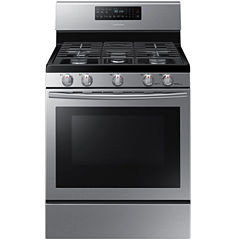 Samsung 5.8 Cu. Ft. Gas Range with Convection