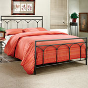 Zachary Metal Bed or Headboard