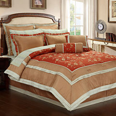 Josephine 12-pc. Complete Bedding Set with Sheets